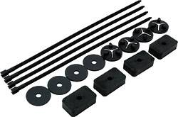 Allstar Performance - Allstar Performance Electric Fan Mounting Rod Kit