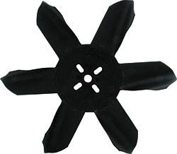 Allstar Performance - Allstar Performance Molded Nylon Fan - 14""
