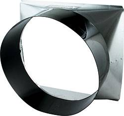 """Allstar Performance - Allstar Performance Aluminum Fan Shroud - Fits 26"""" Griffin Radiator"""