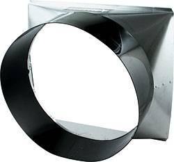 """Allstar Performance - Allstar Performance Aluminum Fan Shroud - Fits 28"""" Howe Radiator"""