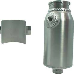 Allstar Performance - Allstar Performance Aluminum Radiator Expansion Tank w/ Filler and Bracket
