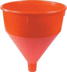 Allstar Performance - Allstar Performance 6 Quart Plastic Fuel Funnel w/ Brass Screen