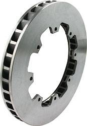 "Allstar Performance - Allstar Performance Directional 36 Vane Brake Rotor - LH - 8 Bolt - 1.250"" Thickness - 11.750"" Diameter"
