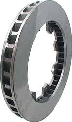 "Allstar Performance - Allstar Performance Directional 36 Vane Brake Rotor - RH - 8 Bolt - 1.250"" Thickness - 11.750"" Diameter"