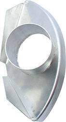 Allstar Performance - Allstar Performance LH Aluminum Single Spindle Duct- Heavy Duty
