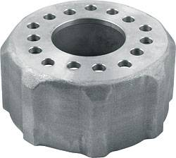 "Allstar Performance - Allstar Performance 3"" Offset Cast Aluminum 8-Bolt x 7"" Bolt Circle Rotor Hat"