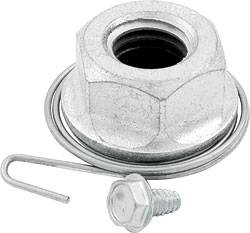 "R&R Glueless Lug Nuts - R & R Glueless Lug Nut - Spring Lugs - 5/8""-18 - (5 Pack)"