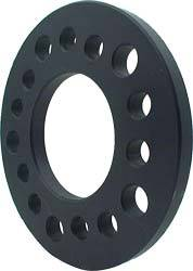 "Allstar Performance - Allstar Performance 1/2"" Aluminum Wheel Spacer - Fits 5 x 4.5"", 5 x 4.75"", 5 x 5"" Bolt Circle"