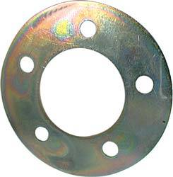 "Allstar Performance - Allstar Performance Steel Wheel Spacer - Fits 5 x 5"" Bolt Circle - 1/16"" Thick"