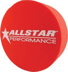 "Allstar Performance - Allstar Performance 5"" Foam Mud Plug - Fits 15"" Wheels - Red"