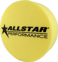 "Allstar Performance - Allstar Performance 5"" Foam Mud Plug - Fits 15"" Wheels - Yellow"