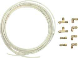 Allstar Performance - Allstar Performance Nylon Brake Line Kit