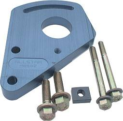 Allstar Performance - Allstar Performance Block Mount Power Steering Bracket Kit
