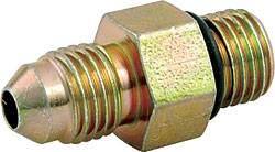 "Allstar Performance - Allstar Performance 7/16""-20 x -04 AN Caliper Brake Fitting w/ O-Ring"