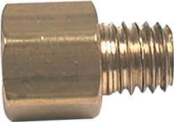 """Allstar Performance - Allstar Performance 10mm-1.5 Male to 1/8"""" Female Brake Caliper Fitting"""