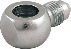 "Allstar Performance - Allstar Performance 7/16"" SAE Banjo to -04 AN Brake Fitting"