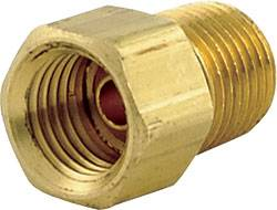 "Allstar Performance - Allstar Performance Master Cylinder Fitting - 1/8"" NPT to 3/16"" Female"