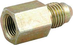 "Allstar Performance - Allstar Performance 1/8"" Female Pipe to -04 AN Gauge Fitting"