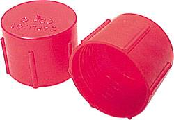 Allstar Performance - Allstar Performance -04 AN Plastic Caps - (20 Pack)