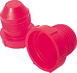 Allstar Performance - Allstar Performance -10 AN Plastic Plugs - (10 Pack)