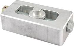 "Allstar Performance - Allstar Performance Cast Adjustable Aluminum Lowering Block - 1-1/2"" Adjustment H x 2-1/4""W x 5""L - 9/16"" Pin Diameter"