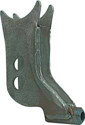 Allstar Performance - Allstar Performance Coil-Over, Trailing Arm Brackets w/ 2 Trailing Arm Holes