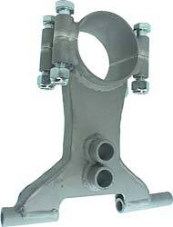 "Allstar Performance - Allstar Performance Clamp-On Universal Trailing Arm, Coil-Over Eliminator Brackets w/ 2"" 3/4"" Holes Tube"