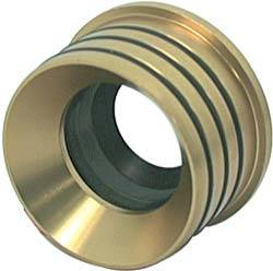 "Allstar Performance - Allstar Performance Axle Tube Housing Seal - 2.500"" O.D. Fits 1/4"" Wall - 3"" Tube - Gold"
