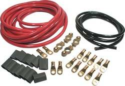 Allstar Performance - Allstar Performance Battery Cable Kit - Drag Style Kit