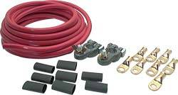 Allstar Performance - Allstar Performance Battery Cable Kit- 4 Gauge Circle Track Kit