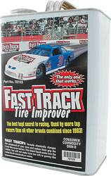 Fast Track Tire Improver - Fast Track Tire Improver - 1 Gallon Can