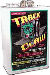 """Track Claw Tire Softener - Track Claw """"Undetectable"""" Tire Strengthener - 1 Gallon - For 180-220 Tire Temps"""