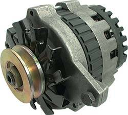 Allstar Performance - Allstar Performance GM Delco Alternator 80 Amp - Single Wire