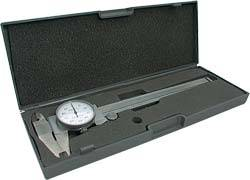 "Allstar Performance - Allstar Performance Dial Caliper 6"" w/ Case"