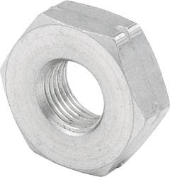 "Allstar Performance - Allstar Performance 1/2"" LH Aluminum Jam Nut"