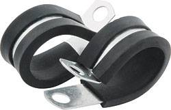 "Allstar Performance - Allstar Performance Aluminum Line Clamp - 3/4"" - (10 Pack)"