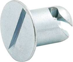 """Allstar Performance - Allstar Performance Flush HeadQuick Turn Fastener- .550"""" Long - (10 Pack)"""
