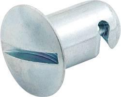 "Allstar Performance - Allstar Performance Oval HeadQuick Turn Fastener- .500"" Long - (10 Pack)"