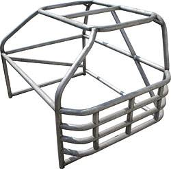 Allstar Performance - Allstar Performance Deluxe Roll Cage Kit - Fits 70-77 Monte Carlo - Chevelle - Malibu