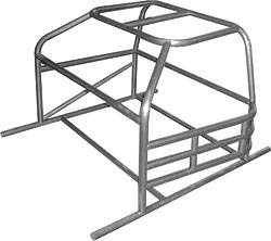 Allstar Performance - Allstar Performance Roll Cage Kit for Mini-Enduro - Fits 1991-02 Ford Escort, Dodge Neon