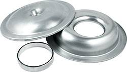 "Allstar Performance - Allstar Performance Extra Height Aluminum Air Cleaner - 1"" Spacer"