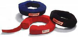 Simpson Race Products - Simpson Nomex(R) Padded Neck Support - Black