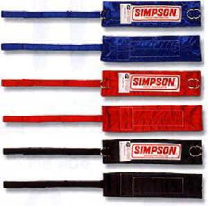 Simpson Race Products - Simpson 2 Strap Arm Restraints