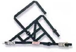 Simpson Race Products - Simpson JB Net Corner Head Net - (Left Side)