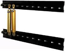 Pit Pal Products - Pit Pal 12 Capacity Hanging Shock Rack