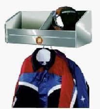 Pit Pal Products - Pit Pal Double Bay Helmet Shelf