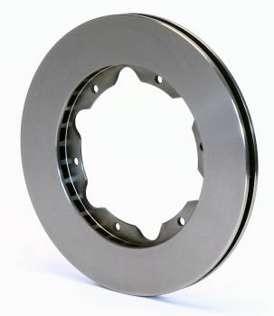 "Wilwood Engineering - Wilwood Ultra-Lite HP 30 Vane Rotor - 10.75"" Diameter - .810"" Width - 6 x 6.25"" Bolt Circle - .325"" Hole Type - 7.00"" Far Side I.D. - 5.59"" Lug I.D. - 7.4 lbs."
