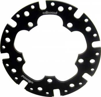 """Wilwood Engineering - Wilwood Dynamic Mount Rotor Plate - 8X7.00"""" Bolt Circle - 5 x 4.88"""" Hub Mounting Bolt Pattern - .39"""" Hub Mount Hole I.D. - 4.26"""" Plate Lug I.D. - 7.50"""" Plate O.D. - .31"""" Plate Thickness - T-Slot Rotor Mount"""
