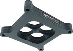 "Allstar Performance - Allstar Performance 1"" Phenolic Carb Spacer - Contoured Hole"