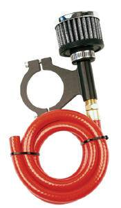 "Longacre Racing Products - Longacre Billet Rear End Breather Kit 1-3/4"""